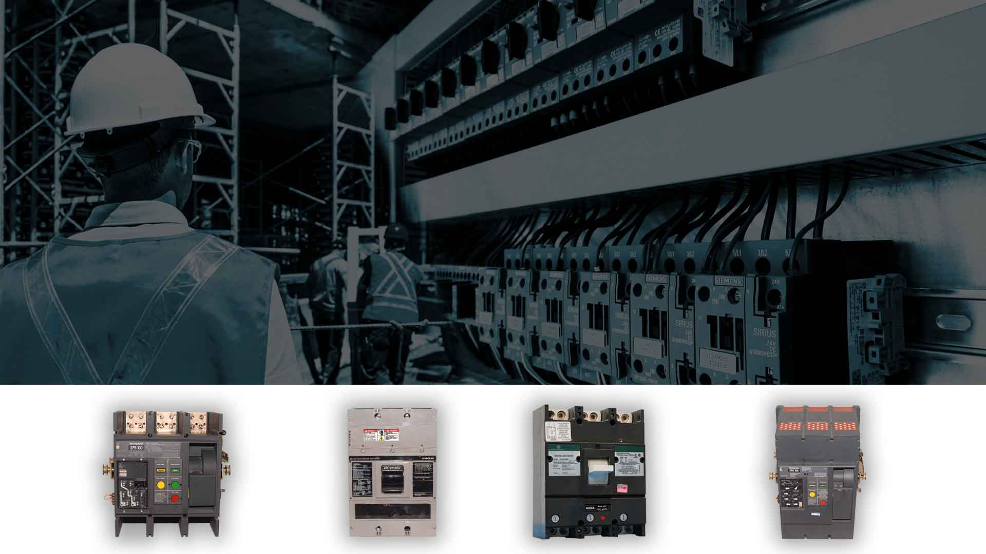 We are the top circuit breaker buyer in the country