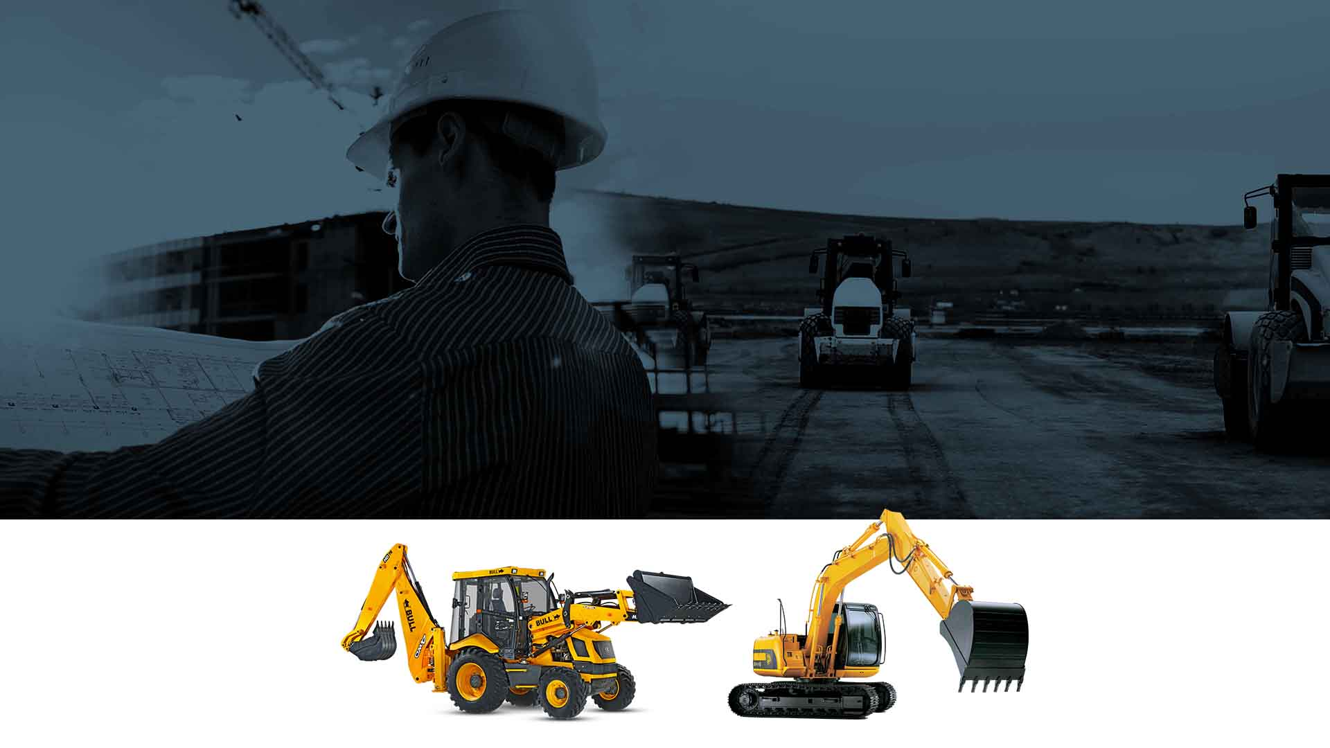 Do you have construction equipment laying around?